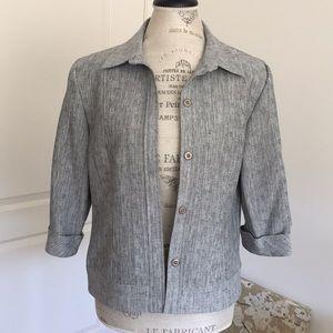 Sag Harbor Dress Petite Jacket